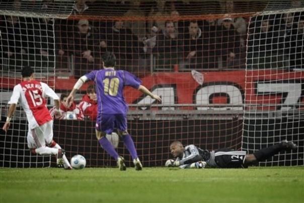 NETHERLANDS SOCCER UEFA CUP