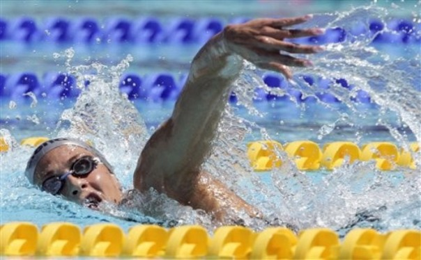 Italy Swimming World Championships