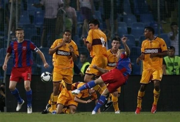 Romania Soccer Europa League